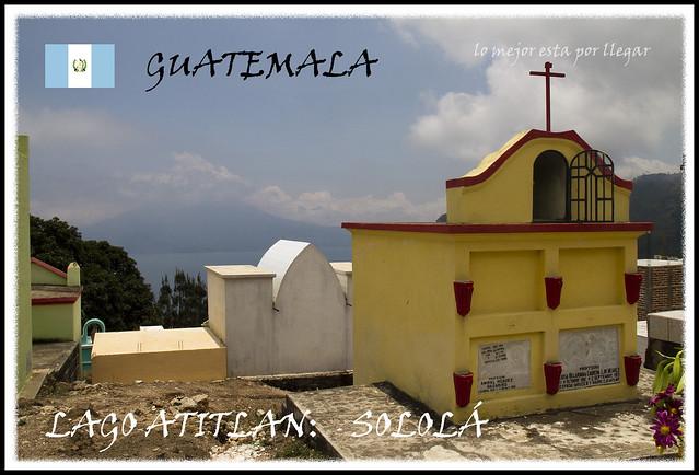Visita a Sololá, Guatemala