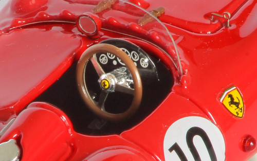 Ferrari 625 lm le mans 1956 art model 1 43 piccole for Ferrari cerniere