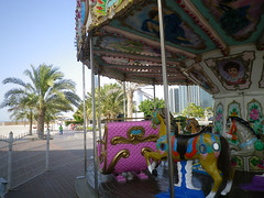 Carousel at the Corniche, Abu Dhabi