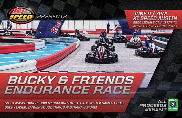 14252472083 e1e2e685ee o 2014 X Games Austin    Bucky & Friends Endurance Race