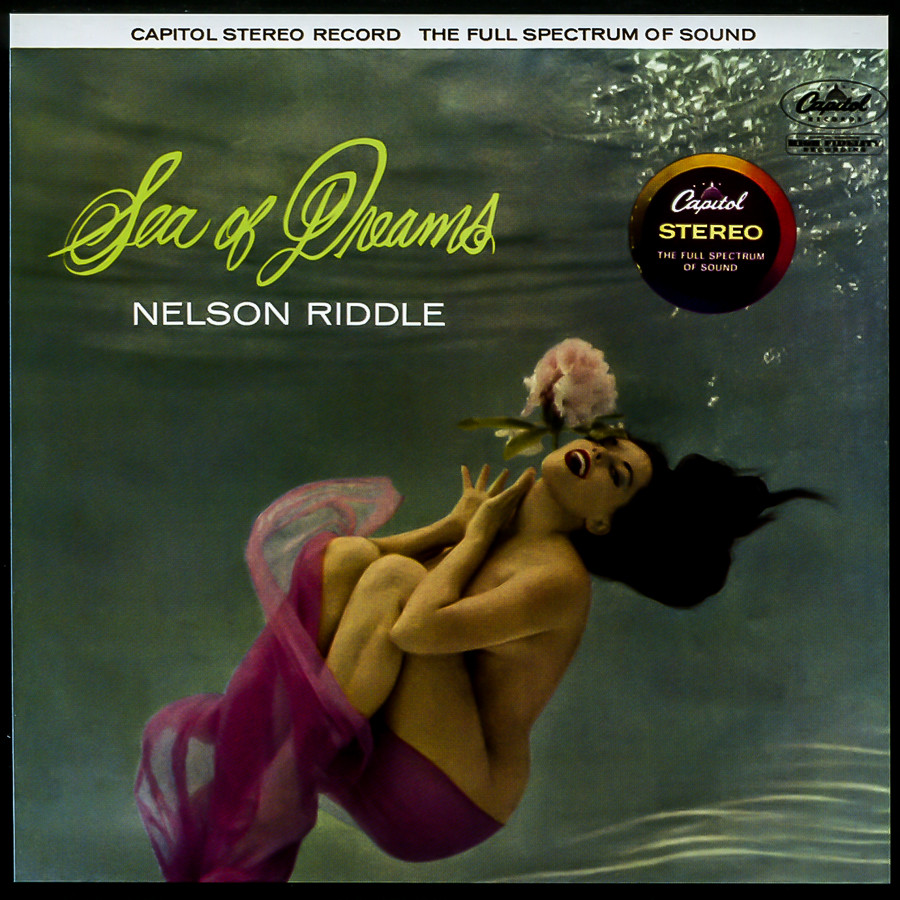 Image result for nelson riddle sea of dreams