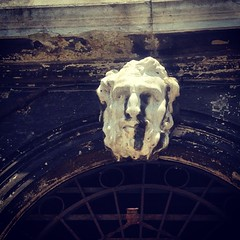 Weathered face #Venice