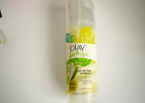 Olay Fresh Effects