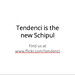 Tendenci is the new Schipul by schipul