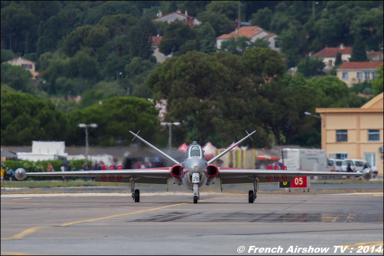 Fouga CM-175 Zéphyr, JPO BAN Hyères 2014