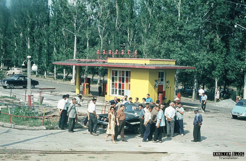 苏联的加油站8
