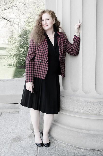 Karen, casual glamour