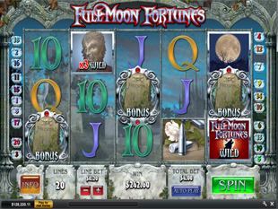 Full Moon Fortunes slot game online review