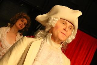 Le mariage de Figaro, God-Dam - Compagnie michel B
