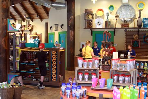 Safari Outpost at Holiday World & Splashin' Safari