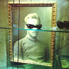 The history books forgot that Nansen was the first Batman!