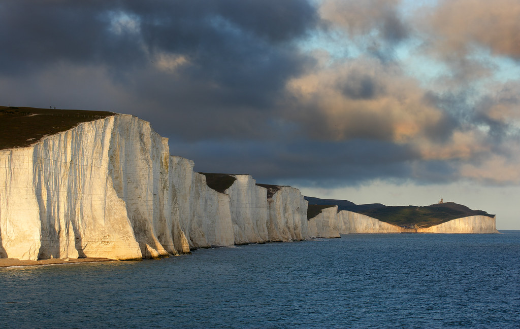 Seven Sisters, mid-summer