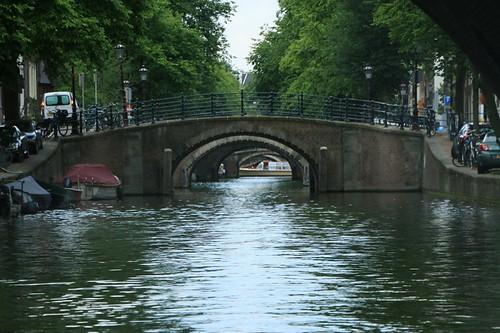Crociera lungo i canali: 7 ponti consecutivi