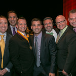 Awardees are recognized at 2014 Founders' Dinner