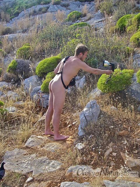 naturist 0010 Limanakia, Athens, Greece