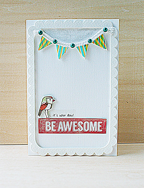 Be-awesome-card