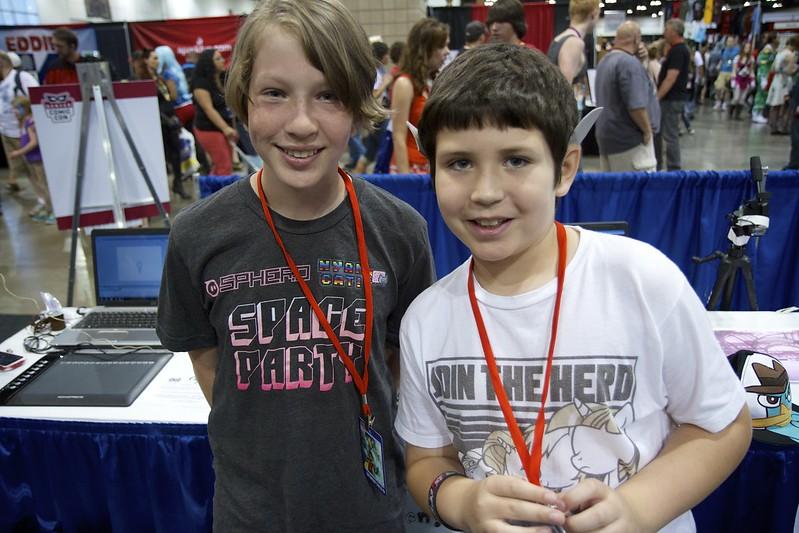 Denver Comic Con 2014 - 17