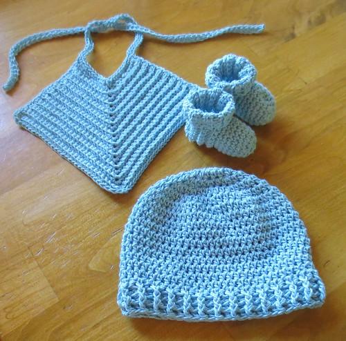 Von-Cott Baby Blue Set