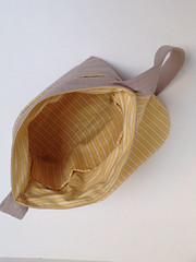 Butterfly Messenger Bag adapted from Zakka Style