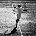 Neal Skupski at Wimbledon 2014