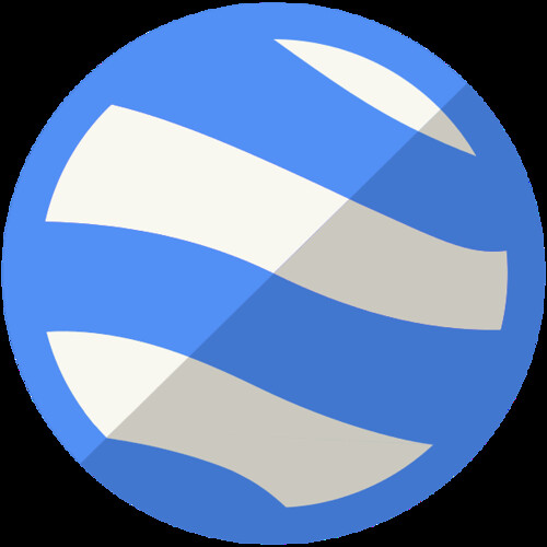 New Google Earth Logo/ Wikimedia Commons