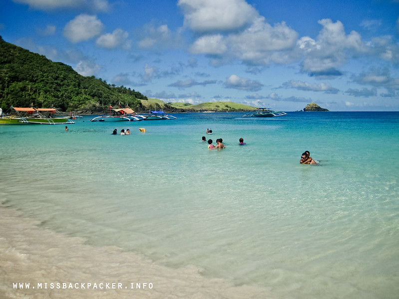 Calaguas Group of Islands, Camarines Norte