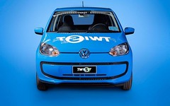 automobile, automotive exterior, volkswagen, vehicle, automotive design, subcompact car, volkswagen up, city car, land vehicle,