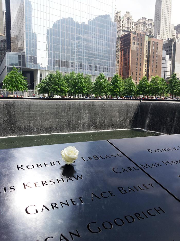 NYC 911 memorial