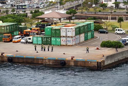 古仁屋港 Koniya,Amami-Oshima,Kagoshima