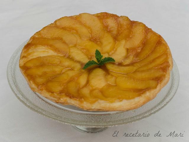 Tarta tatín de manzana (2)