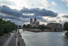 Paris, from the Pont de la Tournelle