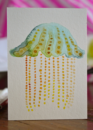beaded jelly