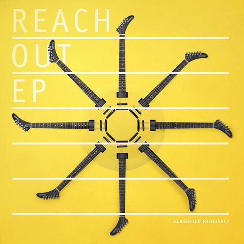 Reach Out EP // Cover