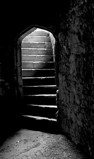 The climb to light