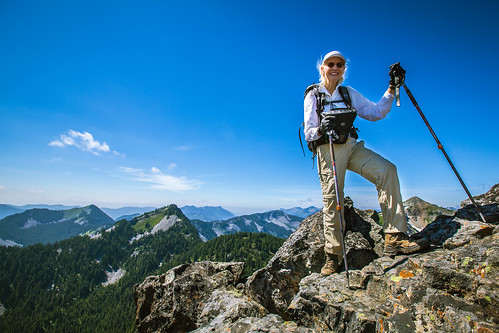 me hiking views peaks snoqualmiepass tinkhampeak