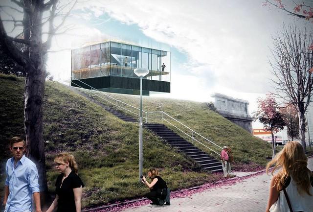 Stadsvilla Maaskade O.M.A.