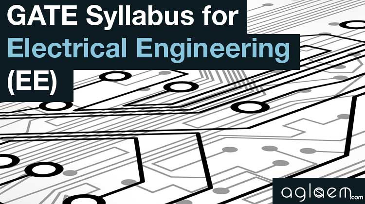GATE 2015 Syllabus for Electrical Engineering (EE)