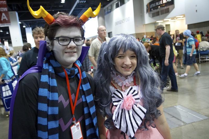 Denver Comic Con 2014 - 19
