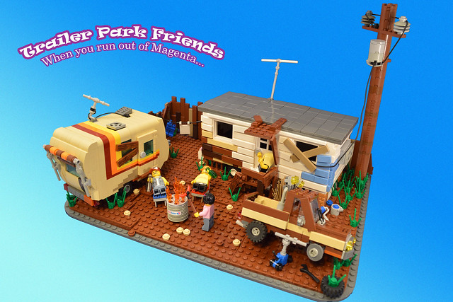 Trailer Park Friends 1