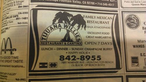 Tijuana Willie's