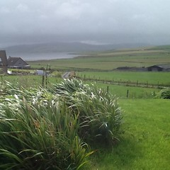 A little bit of a breeze in Orkney #vacation #orkney