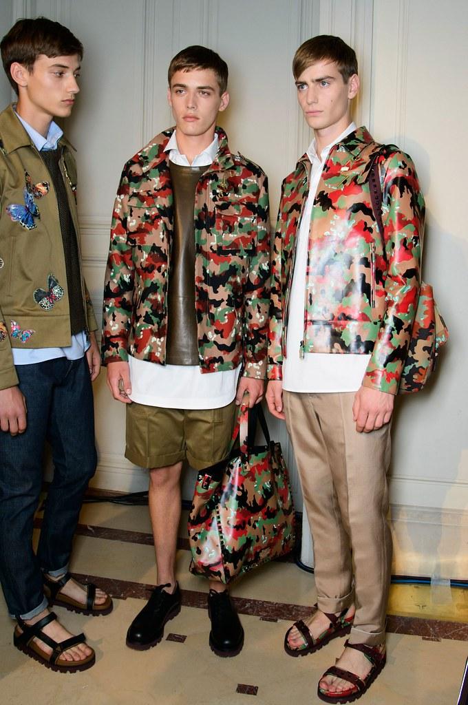 SS15 Paris Valentino482_Serge Rigvava, Billy Vandendooren, Ben Allen(fashionising.com)