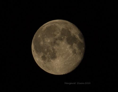 waning gibbous moon 14 07 14