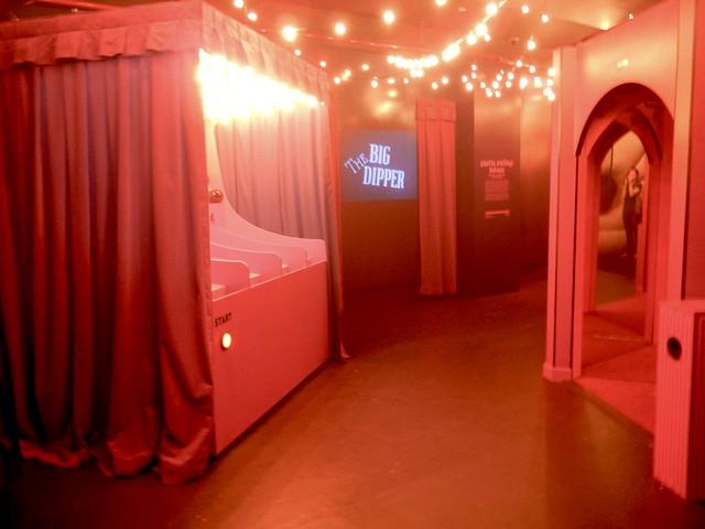Museum of Sex Funland exhibit