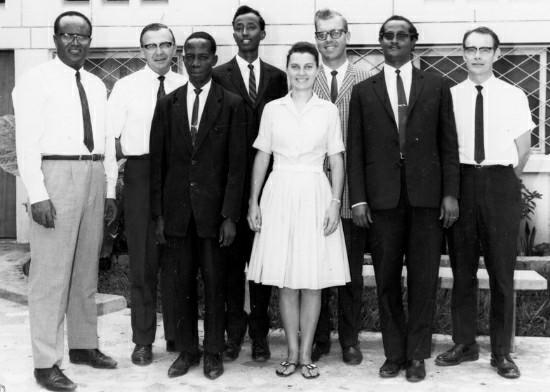 Mennonite World Conference Executive Committee Meeting, Kinshasa, Congo, 1969