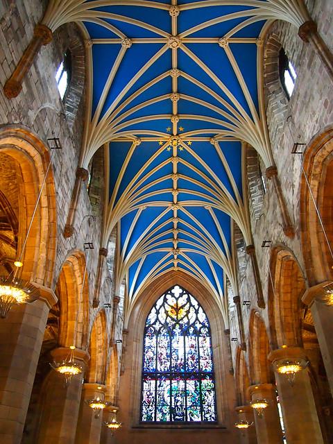 Собор Св. Джайлса в Эдинбурге loverme