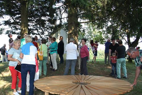 Eröffnung: Sieben Orte der spirituellen Einkehr