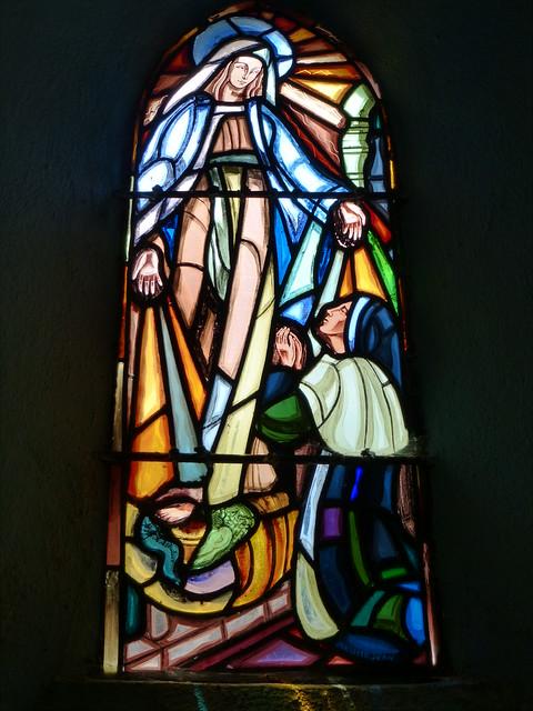 130 Mauméjean, Chapelle Notre-Dame de Consolation, Vesly