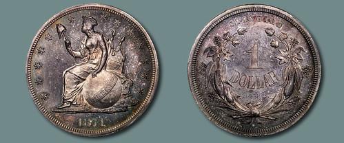 Judd-1140 Pattern Dollar