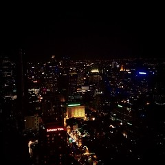 #Bangkok from Vertigo rooftop bar. #Thailand